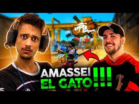 EL GATO ME DESAFIOU NO X1, VEM TRANQUILO DOIDÃO!!! FT HUDSON AMORIM, RAPHA WINS