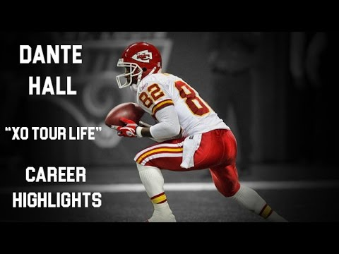 "Dante Hall || ""XO Tour Llif3"" ᴴᴰ 