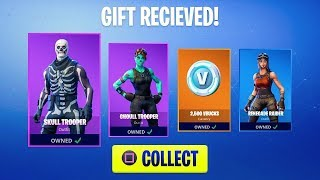 GIFTING IS ER DUS..... - LIVE FORTNITE NEDERLANDS #FORTNITE #ITEMSHOP