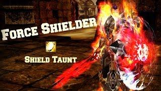 EpisodeXVI: Force Shielder New Skill