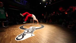 Pepsi Circle Industry 2011 1st round // Sinior Family vs Taktykal Bboys