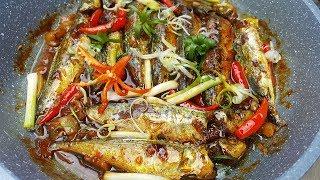 Cách kho Cá Nục ngon cá chắc hương vị thơm đậm đà hết mùi tanh