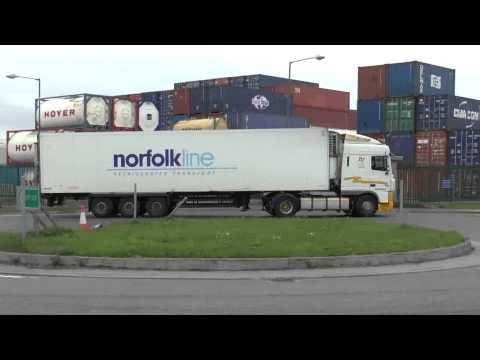 DUBLIN PORT TRUCKS MAY 2013