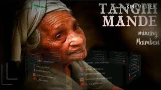 "Gambar cover LAGU SEDIH MINANG ( "" tangih mande"" )"
