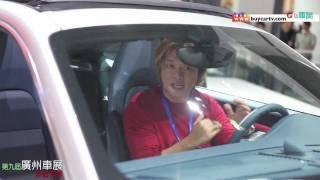2011年廣州車展現場採訪