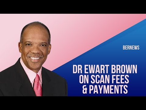 Dr Ewart Brown On Closure Of Brown Darrell CT Scan Unit, Jan 2018