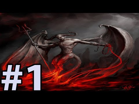 Let`s Play Medieval II Total War : Planet War Mod Cryptic Empire Part One Lucifers Power Grows!