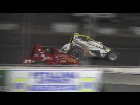 Petaluma  Speedway Abode Cup V Non Wing Sprint Feature Oct. 8, 2016