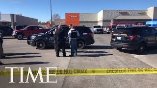 3 People Killed In Shooting At Oklahoma Walmart, Local Police Say | TIME
