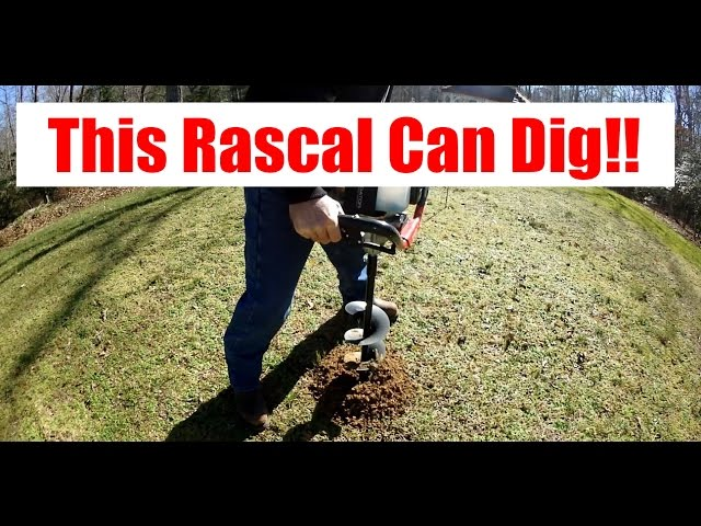 Garden Tools - Harbor Freight's Tasmanian Devil: the 52cc