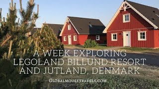 A week exploring Legoland Billund Resort and Jutland, Denmark