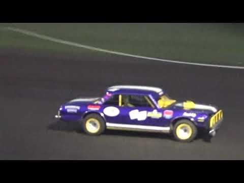 Vintage Car Amain @ Hancock County Speedway 06/14/19