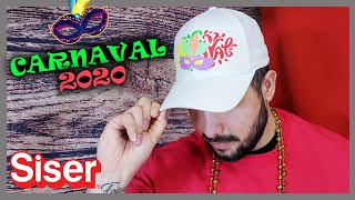 Easyweed Fluorescentes and Glitter Neon en gorra - Carnaval 2020