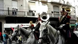Banda de Granaderos a caballo - Marcha de San Lore