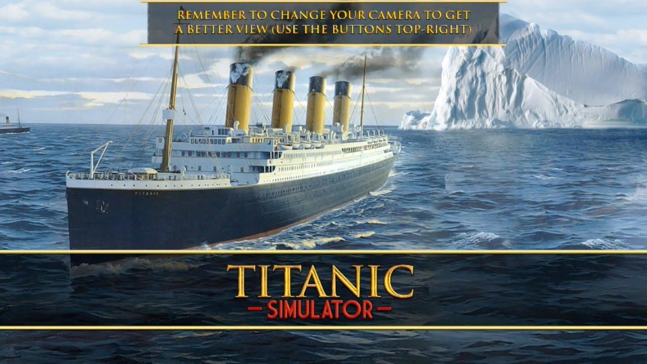 the game titanic