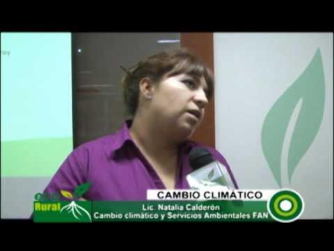 Eco Rural Adaptación al cambio climático de FAN