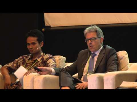 Forests Asia 2014 - Day 1 Discussion forum, Promoting sustainable timber production