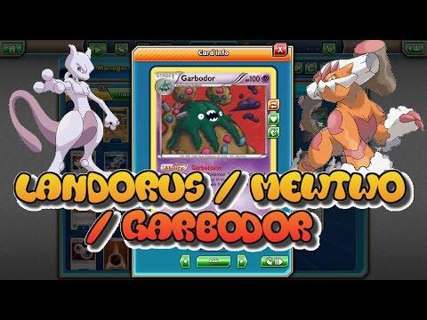 LEGACY Landorus EX / Mewtwo EX / Garbodor Deck: Pokemon TCGO (PTCGO)