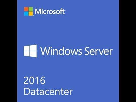 How to Install Windows Server 2016 Datacenter