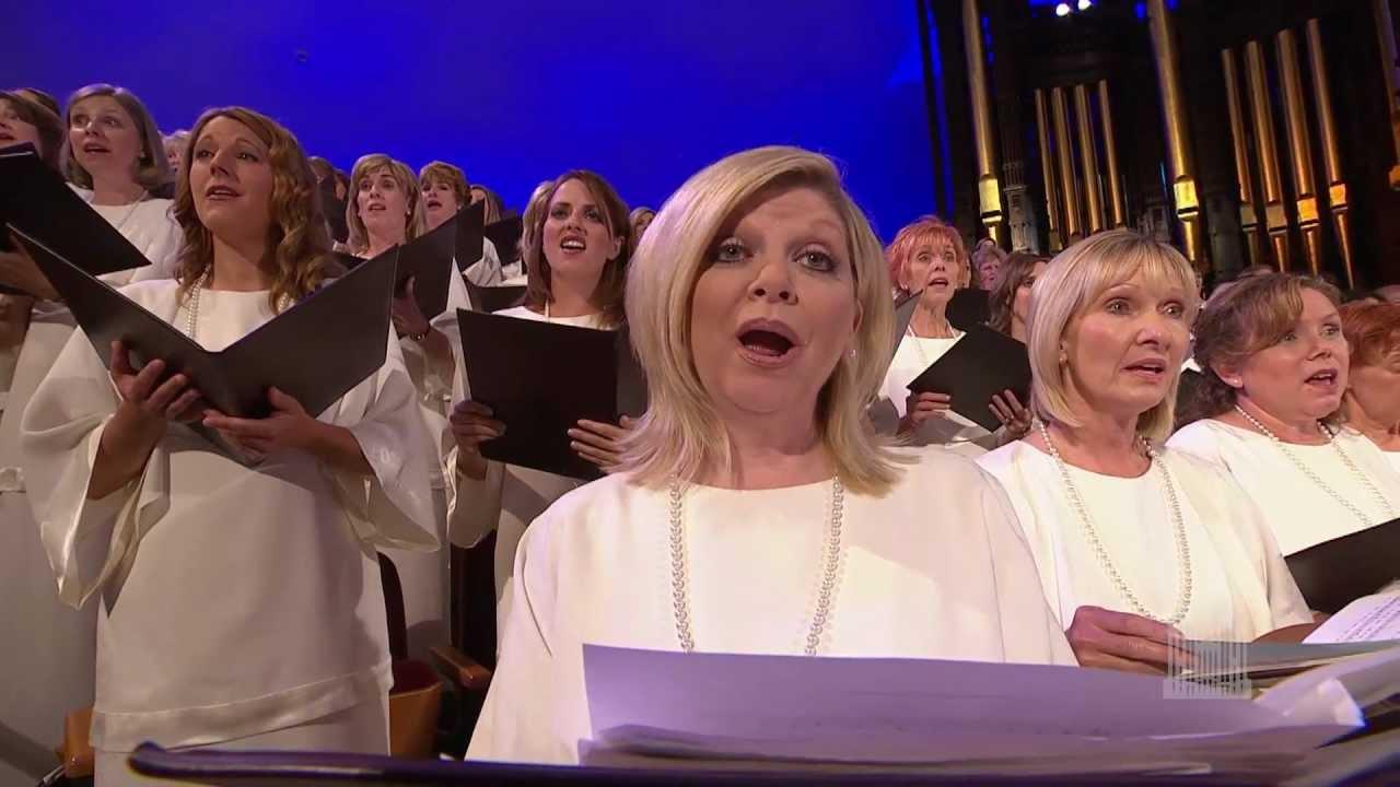 Brother James S Air Mormon Tabernacle Choir Youtube
