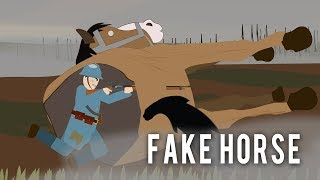 Sniper Decoys: Fake Horse and other Dummies
