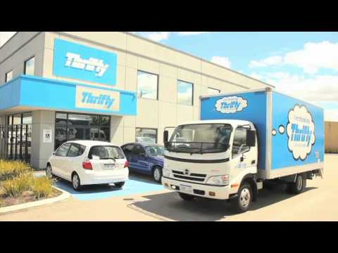Truck Hire Western Australia, Wa - Thrifty Car & Truck Rental