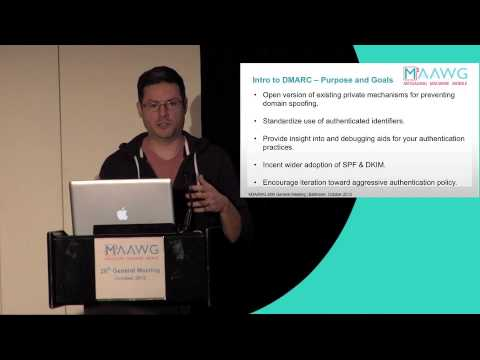 DMARC Training - 1: What is DMARC?