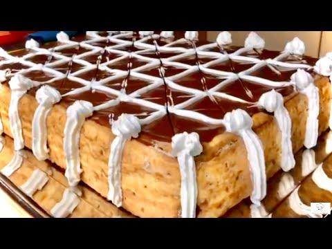 """""""ZUPPETTA"""" Crackers & Budino, ricetta veloce senza cottura - TUTTI A TAVOLA"""