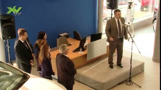 A Ford Solymár megnyitotta 3. telephelyét Budapesten