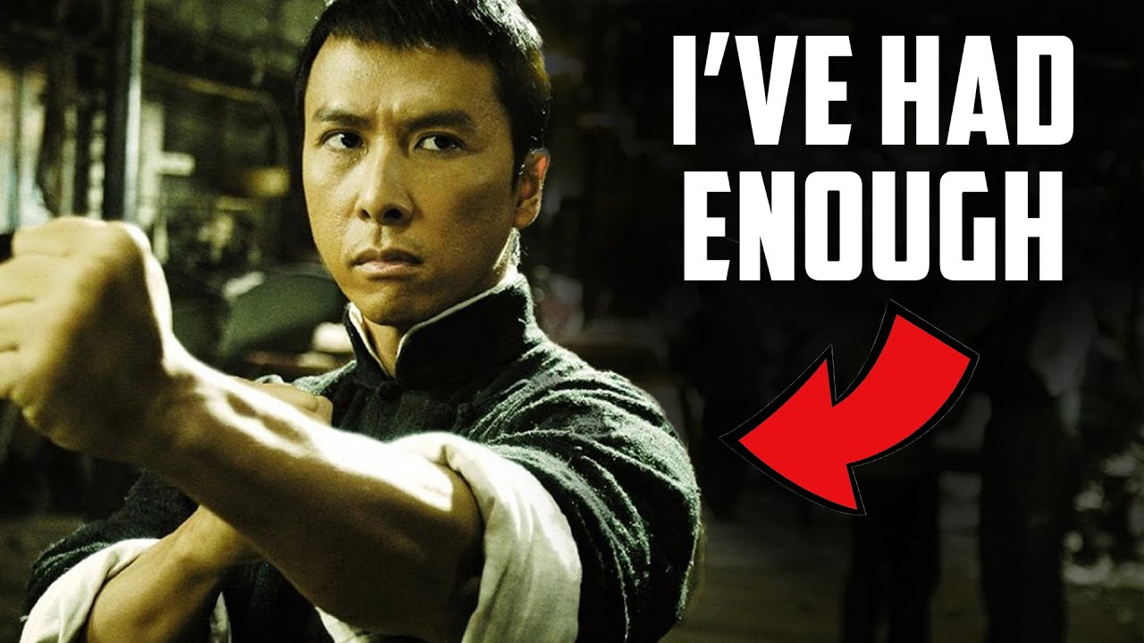You Won't Believe Why I Finally Quit Wing Chun