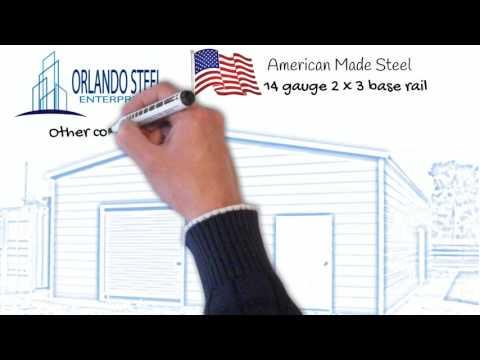 Orlando Steel Enterprises Metal Buildings