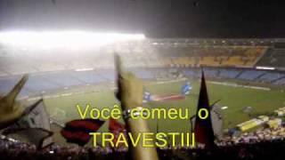 Torcida do Flamengo (homenagem para Ronaldo)