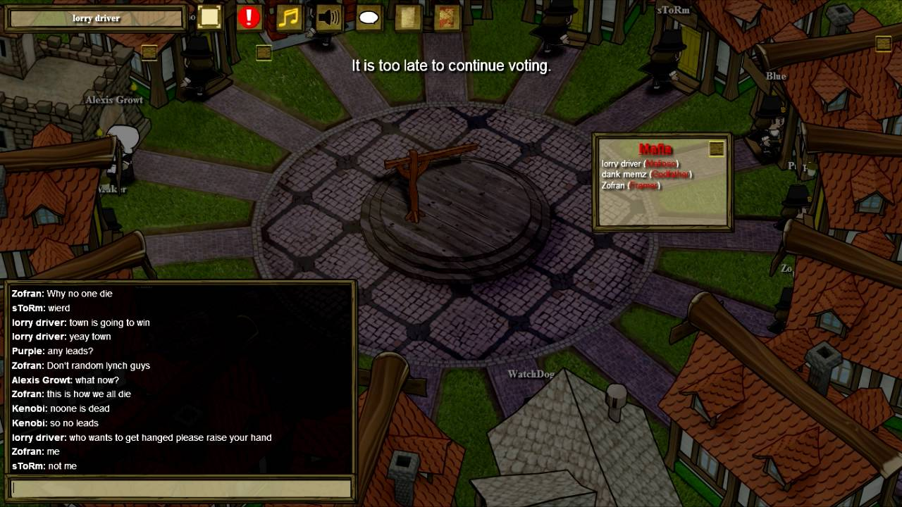 Town Of Salem Game Freezes Again