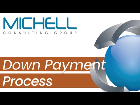 Down Payment Process in SAP Business One