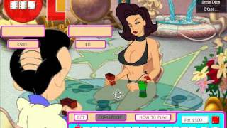 Leisure Suit Larry 7: Love For Sail: How To Play Liar