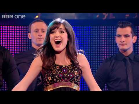 Lauren Performs I Could Have Danced All Night - Over The Rainbow - Episode 17 BBC One