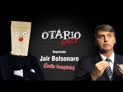 Entrevista com Dep. Jair Bolsonaro (áudio completo) #OtarioCast @CanalDoOtario