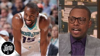 Kemba Walker 'deserves a max deal' - Paul Pierce | The Jump