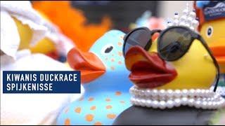 Kiwanis Duckrace Spijkenisse voor snoezelkamer - OFFICIELE AFTERMOVIE