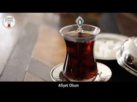 Come si fa il Tè Turco