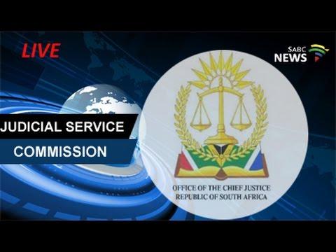 Judicial Service Commission Interviews, 3 April 2017
