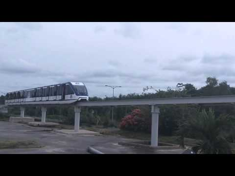 Emerging tourists destination in sub Sahara Africa, Calabar boast of first monorail in d region.