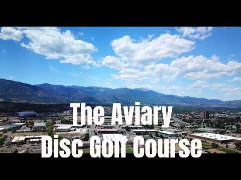The Aviary Disc Golf Course Review!
