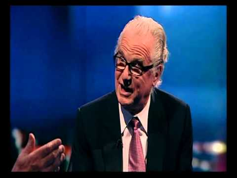 Professional liar Lord Tim Bell with a fawning Jeremy Paxman on Newsnight (03Apr12)