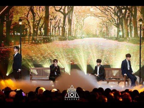[INDO SUB] If It Is You - Produce 101 (Kim Yehyun,Joo Jinwoo,Kim Yongguk,Kim Seongri) Lyrics