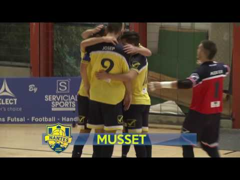 Nantes Edre Futsal - Sporting Club  Paris