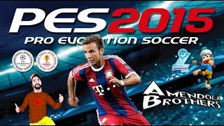 PC - PES 2015 : Campionato Master - Una nuova avventura [Gameplay Ita] # 1