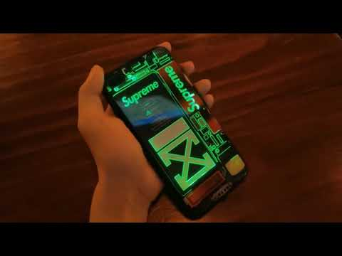 illuminated mobile phone Case Designed for Apple iPhone 11/11 pro/11 pro max/x max