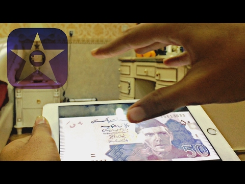 Magic Video Editing - Taking out Money From Phone IOS/Android