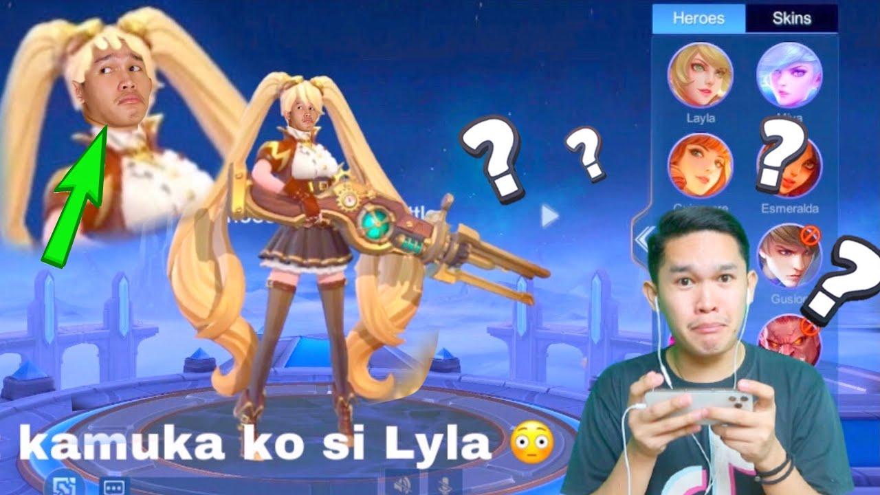 Tara ML Lyla nga lang hero 🤣   Stephen Benihagan